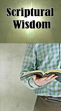 Scriptural Wisdom